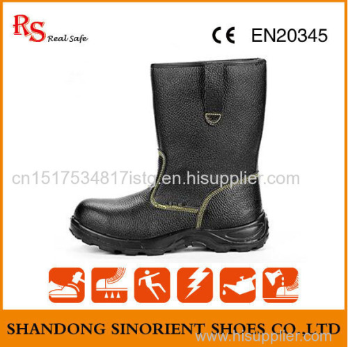 genuine leather safety products safety boots