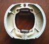 Motorcycle brake shoe for Bajaj boxer-weightness of 156g-ISO9001:2008