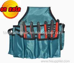 dark blue tool fanny pack