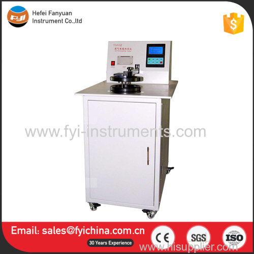 Fabric Air Permeability Tester