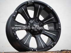 20 INCH 4X4 OFF-ROAD WHEEL ORIGINAL TUFF AT WHEEL RIM BOLT PATTERN 6X139.7