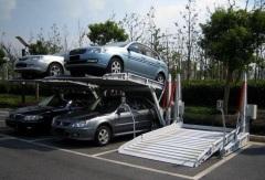 Elevador hidráulico automatizado tipo carro