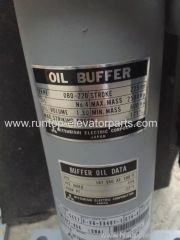 Elevator oil buffer OBD-220 for Mitsubishi elevator
