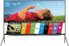 "LG 98UB9800 98"" Black UHD 4K LED 3D Smart HDTV With WebOS - 98UB9800"