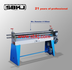 round duct pipe bending machine