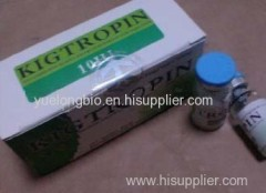 Kigtropin 100iu/kit 191aa hgh 98.5% purity for Fat Loss and Increase muscle