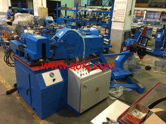 Spiral round duct machine factory