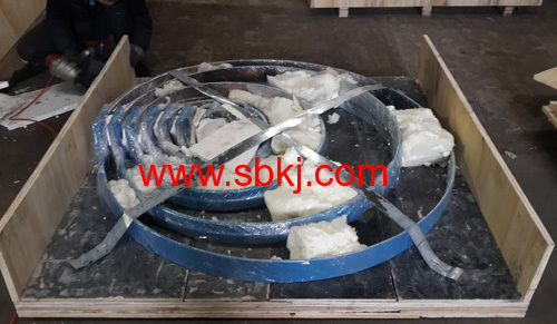 Spiral Duct Forming Machine