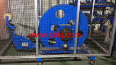 Automatic Spiral Corrugated Duct Machine