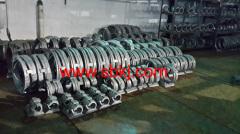 Spiral Tubeformer Duct Machine