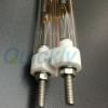 NIR emitter for decorative paint drying on fragrance bottles