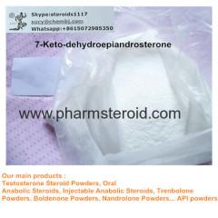 Raw steroidi Polveri 7-Keto-deidroepiandrosterone (7-Keto-DHEA) per il guadagno muscolare