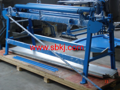 Round Spiral Roll Forming Machine