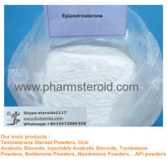Raw Steroid Powders Epiandrosterone For Muscle Gain And Fitness