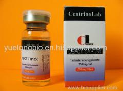 Testosterone Cypionate 250mg/ml 10ml/vial