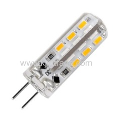 Min size G4 LED popular sold Russia best provided 1.5W silicone body