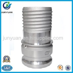 Alum Scroll Tail Coupling Part E