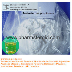 Testosterone Raw steroidi Testosterone propionato di prova P come la forza di guadagno