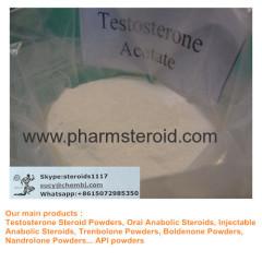 Testosterone Raw steroidi Testosterone Acetato test A quanto guadagno muscolare maschile