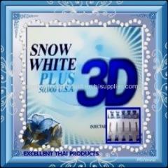 3D SNOW WHITE PLUS GLUTATHIONE (USA)