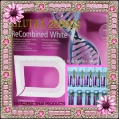 GLUTAX 2000GS RECOMBINED WHITE GLUTATHIONE (ITALY)