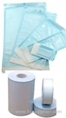 Surgical supplies medical autoclave pouches