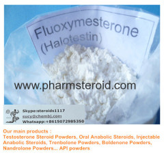 Testosteron Raw Steroid Fluoxymesteron Halotestin für Bodybuilding