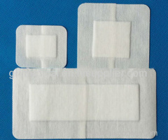 Disposable Medical Supplies non-woven wound care