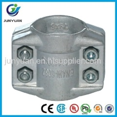 Din2817 Double Bolt Clamp