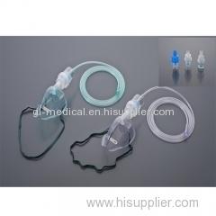 Polymer materials oxygen mask