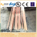 electoplating copper clad steel flat bar
