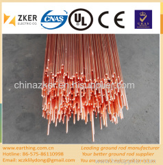 copper clad steel ground rod dia17.2