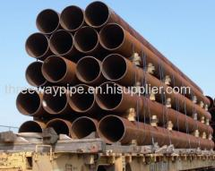 SSAW steel pipe SRT
