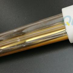 twin tube heat lamp
