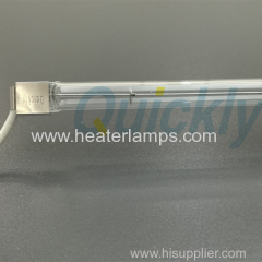 tungsten heating wire ir lamps