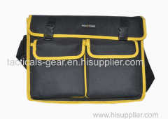 Houyuan 15-inch tool bag with inside pouches