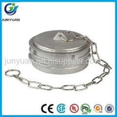 quick coupling Cap+Latch+Chain Guillemin Coupling
