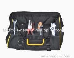 Houyuan 15.4-inch zipper tool bag with handle