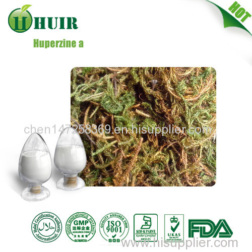 supply best price for huperzine A extract powder CAS 102518-79-6