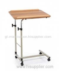 Medical Bed & Table Overbed laptop table/ tray