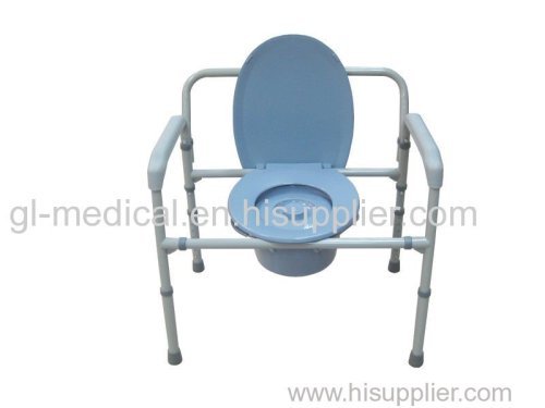 medical hospital table&bed Commode toilet chair