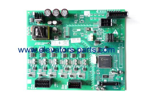 Mitsubshi elevator spare parts  PCB  P203717B000G02 original new