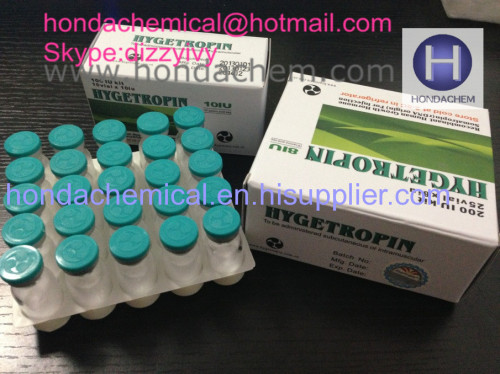 99.9% Purity hygetropin HGH hygetropin/kigtropin/jintropin for Fat Loss and Increase Muscle/Top Quality HGH