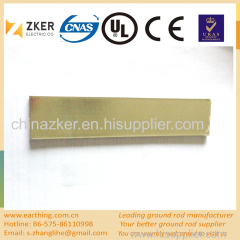 hot selling zin coated earthing conductor