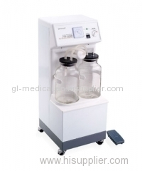 Surgical supplies suction machine
