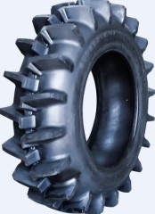 Agricultural Tyres PR-1 Series 16.9x34 Tube Type 10Ply bar lug rear tractor tires