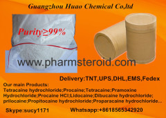 99% Pharmaceutical Raw Materials Pizotifen CAS:15574-96-6 Prevent vascular headache