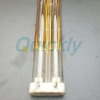 NiCr heating element quartz heater for reflow oven