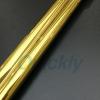quartz ir heater with golden reflector