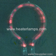 plastic sheet infrared heating lamps